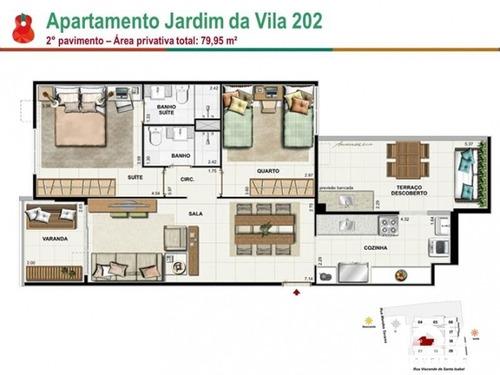 apartamento vila bela - 2 quartos - vila isabel - 135