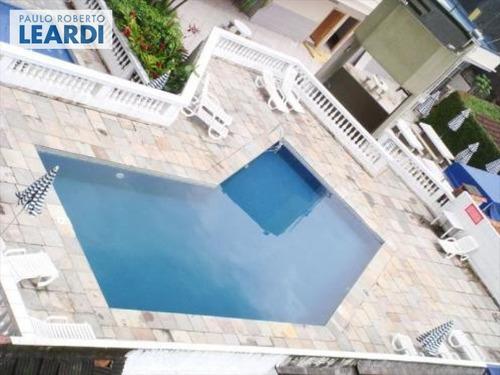 apartamento vila belmiro - santos - ref: 491407