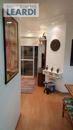 apartamento vila bertioga - são paulo - ref: 469166