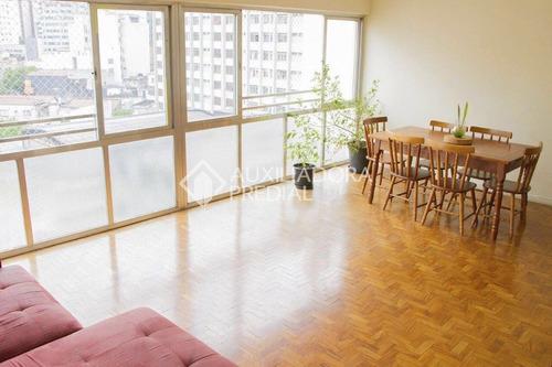 apartamento - vila buarque - ref: 252710 - v-252710