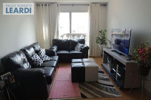 apartamento vila campestre - são paulo - ref: 497552