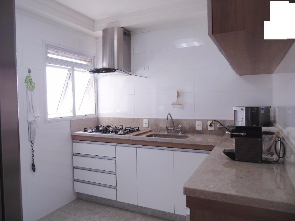 apartamento vila carrão 107m² - varanda gourmet