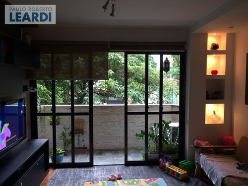 apartamento vila clementino  - são paulo - ref: 494804