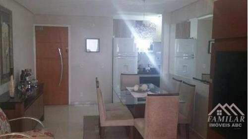 apartamento vila eldizia ref: 3881