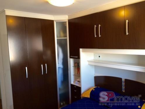 apartamento vila ema 1 suítes 3 dormitórios 1 banheiros 1 vagas 84 m2 - 2268
