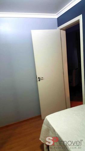 apartamento vila ema 2 dormitórios 1 banheiros 1 vagas 54 m2 - 2503