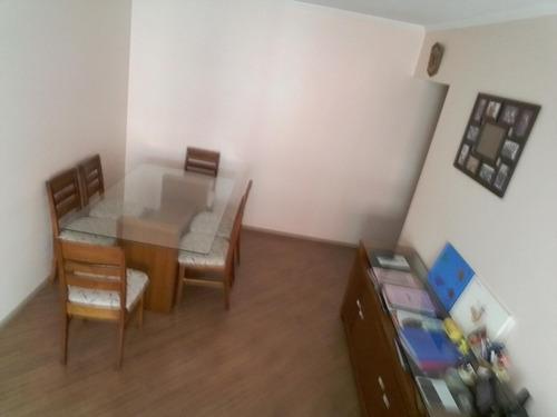 apartamento vila ema 2 dormitórios 1 banheiros 1 vagas 60 m2 - 2687