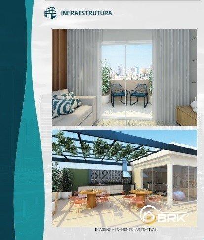 apartamento - vila esperanca - ref: 3885 - v-3885