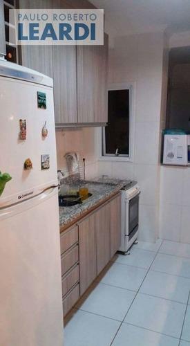 apartamento vila euclides - são bernardo do campo - ref: 550419