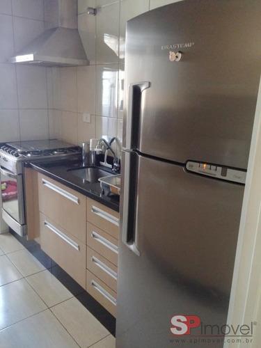 apartamento vila formosa 1 suítes 3 dormitórios 1 banheiros 2 vagas 61 m2 - 2528