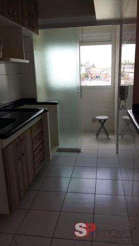 apartamento vila formosa 2 dormitórios 1 banheiros 1 vagas 46 m2 - 2653
