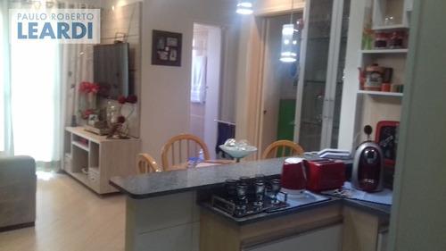 apartamento vila gonçalves - são bernardo do campo - ref: 549063