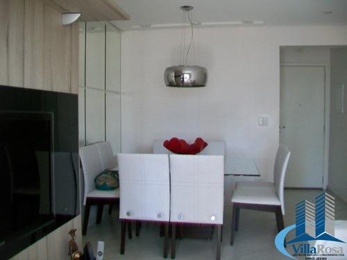 apartamento - vila guarani - ref: 402 - v-402