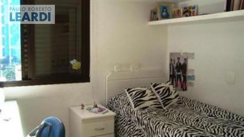 apartamento vila guarani - são paulo - ref: 480674