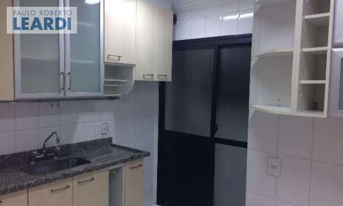 apartamento vila guarani - são paulo - ref: 529357