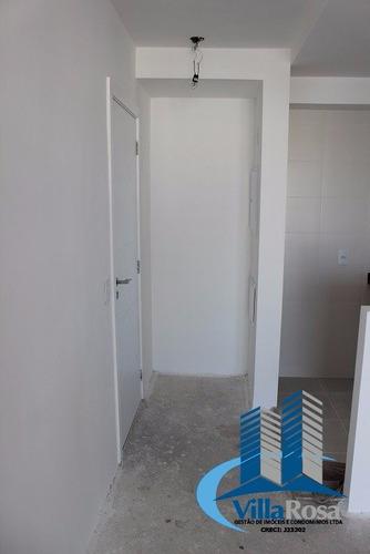 apartamento - vila guarani(zona sul) - ref: 572 - v-572