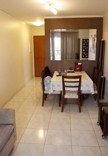 apartamento vila guilherme - 60 m² / ref 26/6280