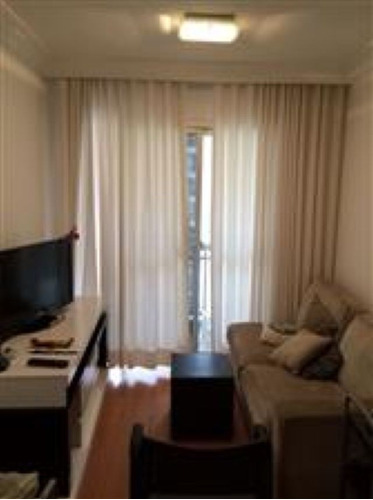 apartamento vila guilherme - 60 m² / ref 6/6051