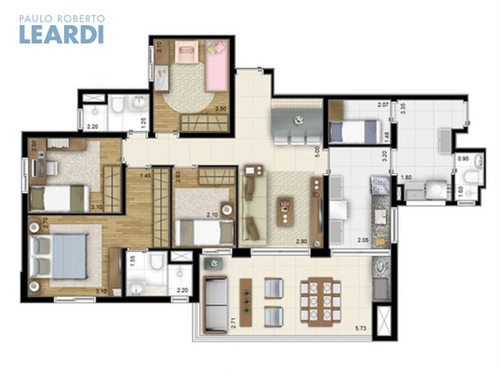 apartamento vila guilherme - são paulo - ref: 463402