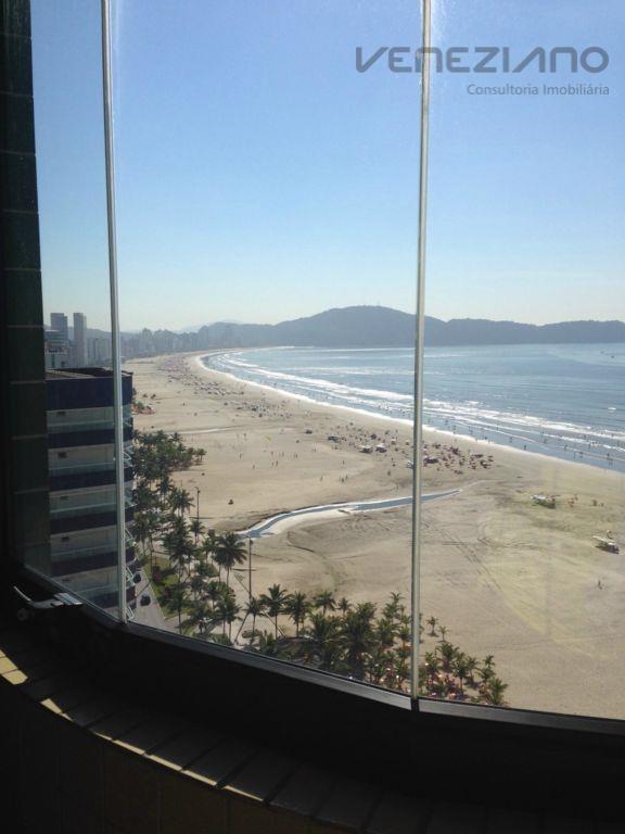 apartamento, vila guilhermina, praia grande. - ap0159