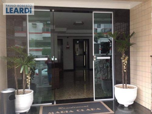 apartamento vila guilhermina - praia grande - ref: 453629