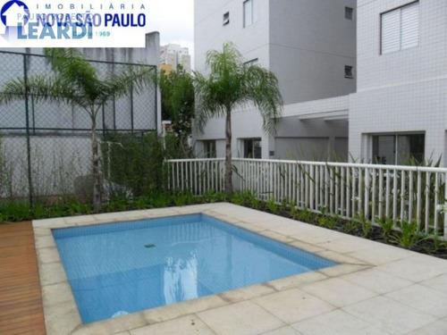 apartamento vila gumercindo - são paulo - ref: 480368