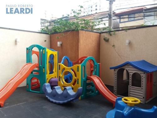 apartamento vila gumercindo - são paulo - ref: 509225