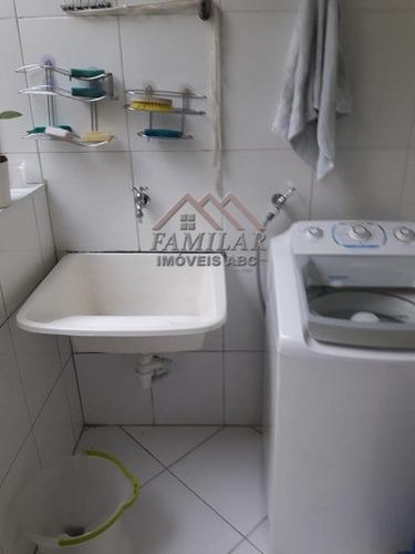 apartamento vila homero thon ref: 4004