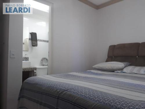 apartamento vila homero thon - santo andré - ref: 558936