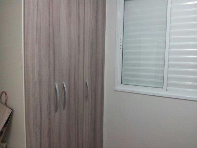 apartamento vila industrial 2 dormitórios 1 banheiros 1 vagas - 1448