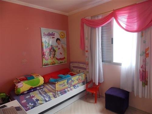 apartamento vila industrial 2 dormitórios 1 banheiros 1 vagas 50 m2 - 2118