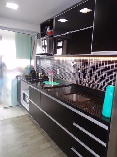 apartamento - vila ipiranga - ref: 234210 - v-234210