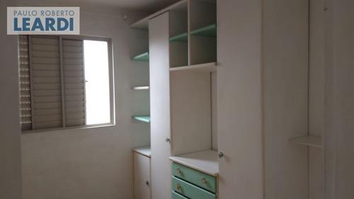 apartamento vila isa - são paulo - ref: 555448