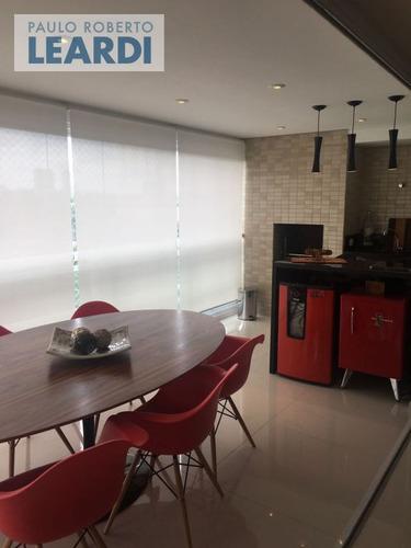 apartamento vila leopoldina  - são paulo - ref: 496530