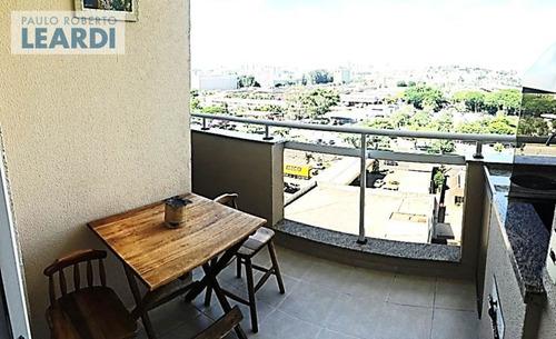 apartamento vila leopoldina  - são paulo - ref: 506974