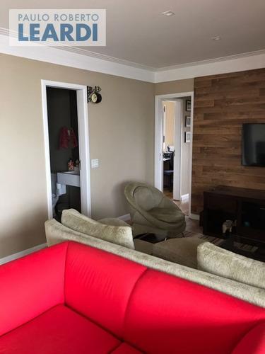 apartamento vila leopoldina  - são paulo - ref: 521819