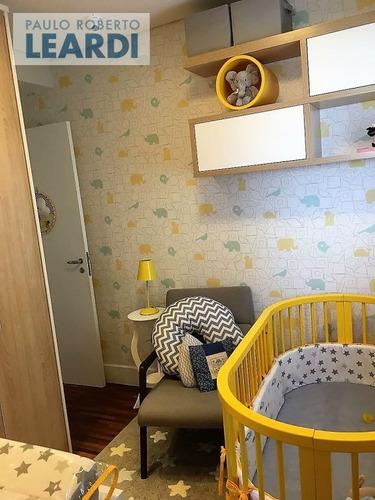 apartamento vila leopoldina  - são paulo - ref: 549040
