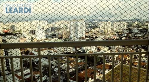 apartamento vila lusitânia - são bernardo do campo - ref: 542495