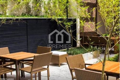 apartamento  - vila madalena-   54 m²-  02 dormitórios - 01 vaga - ip15056