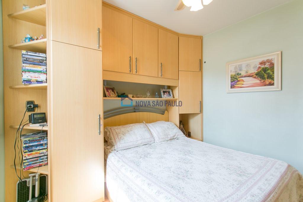 apartamento vila mariana 3 dorms, 1 vaga, pé direito alto,  permuta região tatuapé até 300 mil - bi22704