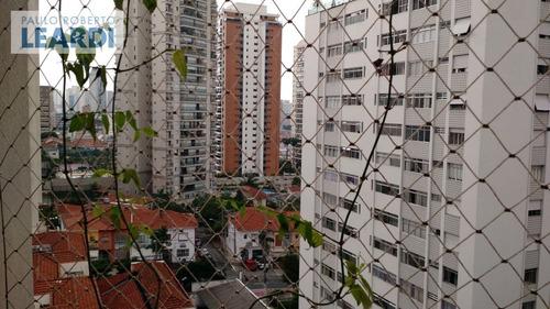 apartamento vila mariana  - são paulo - ref: 423183