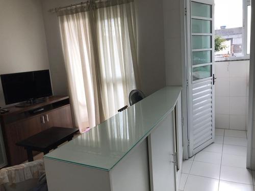 apartamento vila mascote 2 dormitórios 1 vagas 48 m2 - 125431