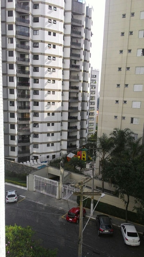 apartamento vila mascote 2 dormitórios 2 banheiros 1 vagas 78 m2 - 125489