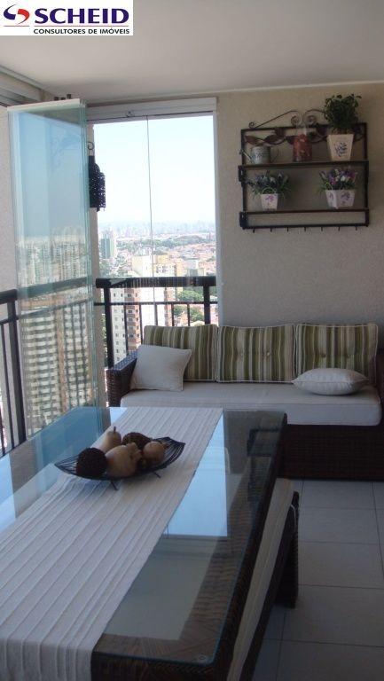 apartamento vila mascote - 81m2, 2 suítes, varanda gourmet, lazer completo (porteira fechada) - mc4231