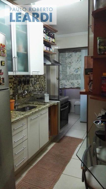 apartamento vila mascote  - são paulo - ref: 463706