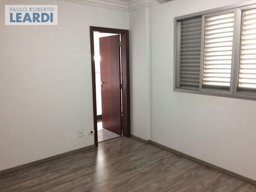 apartamento vila mascote  - são paulo - ref: 491618