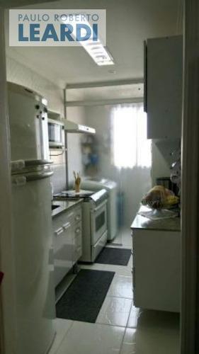 apartamento vila mascote - são paulo - ref: 494216