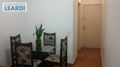 apartamento vila mascote  - são paulo - ref: 494270