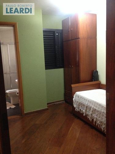 apartamento vila mascote  - são paulo - ref: 499701