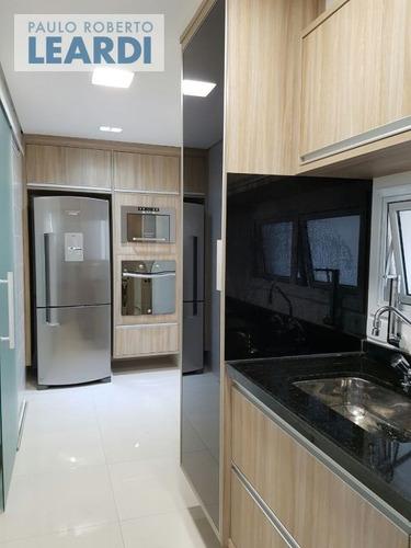 apartamento vila mascote  - são paulo - ref: 502252